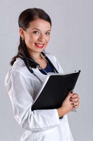 Female Healthcare Doctor | TeleMed Inc.